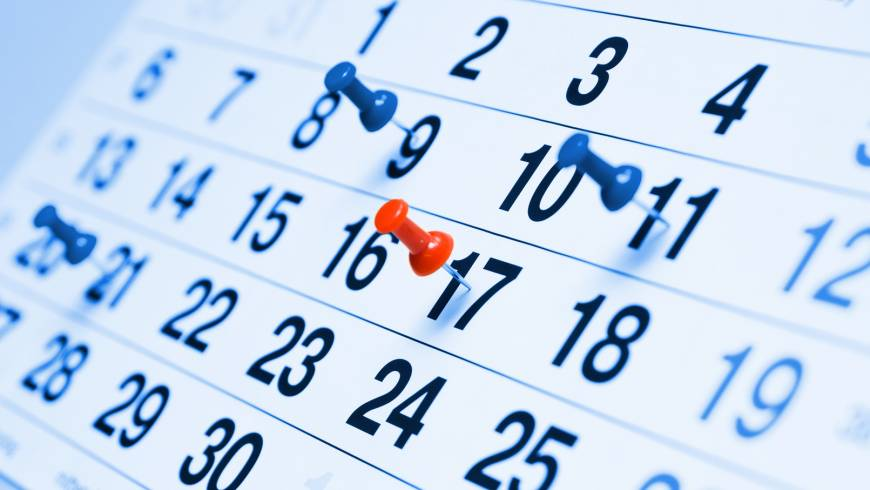 Przydatne informacje księgowe – Kalendarz podatnika.